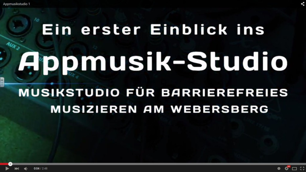 Appmusik-Studio